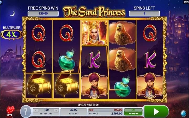 Random Multiplier, Online Casino Bonus