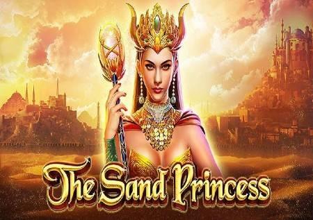 The Sand Princess –  slot koji vas vodi na Srednji Istok