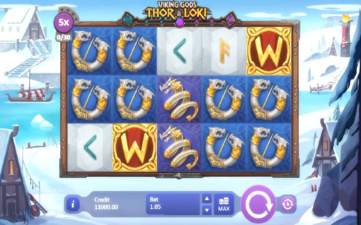 Viking Gods: Thor & Loki, Bonus Casino
