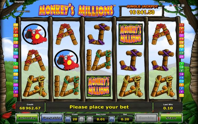 Novomatic, Greentube, Online Casino Bonus