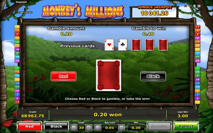 Monkeys Millions