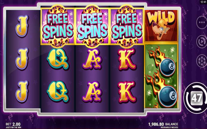 Rockabilly Wolves, Microgaming, Online Casino Bonus