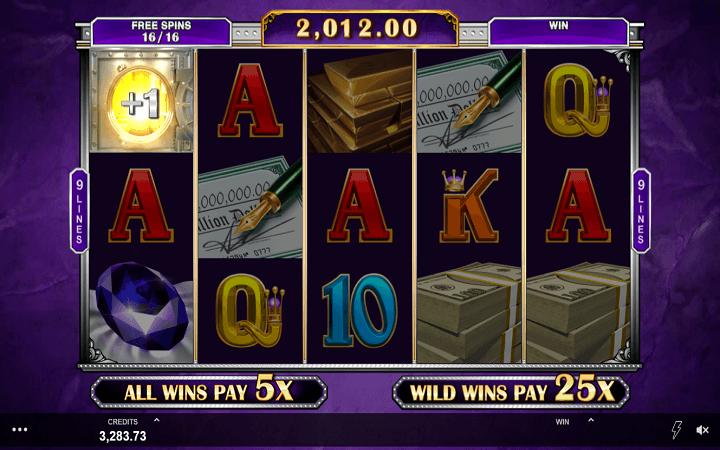 Break Da Bank Again Respin, Microgaming, Online Casino Bonus
