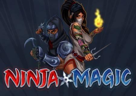 Ninja Magic – drevni japanski borci u novom video slotu!
