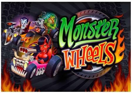 Monster Wheels – pakleno dobra video slot avantura!