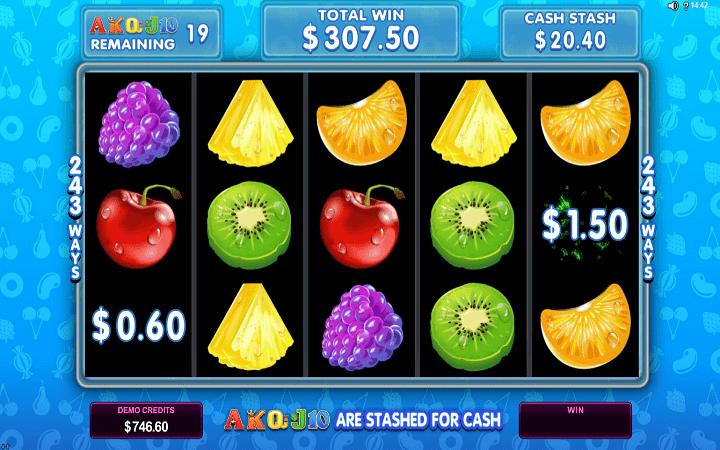 Fruit vs Candy, Microgaming, Online Casino Bonus