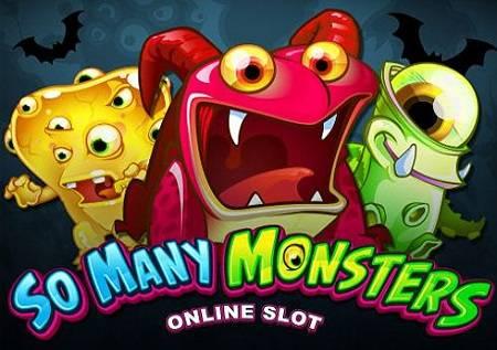 So Many Monsters – zabava koja čeka da bude pokrenuta!