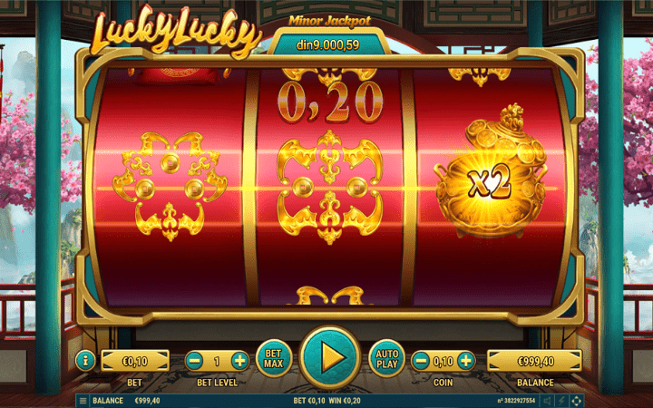 Lucky Lucky, Habanero, Online Casino Bonus