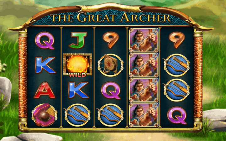 The Great Archer, Microgaming, Online Casino Bonus