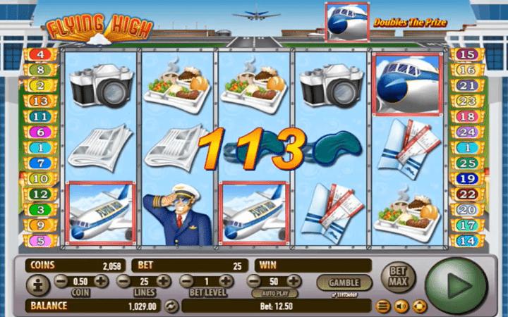Flying High, Habanero, Online Casino Bonus