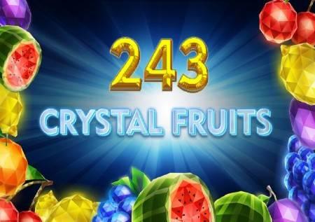 243 Crystal Fruits – voćkice obasjane kristalnim sjajem