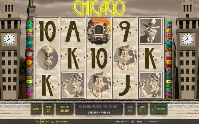 Chicago, Online casino bonus