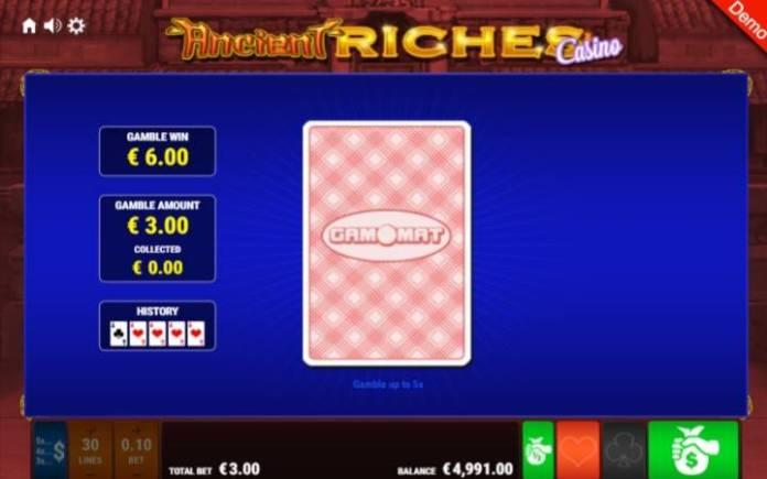 Kockanje, Online Casino Bonus, Ancient Riches Casino