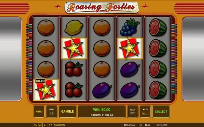 Scatter, zlatna zvezda, Online Casino Bonus