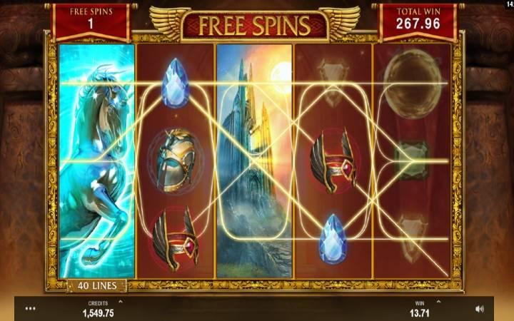 Besplatni Spinovi, Online Casino Bonus, Forbidden Throne