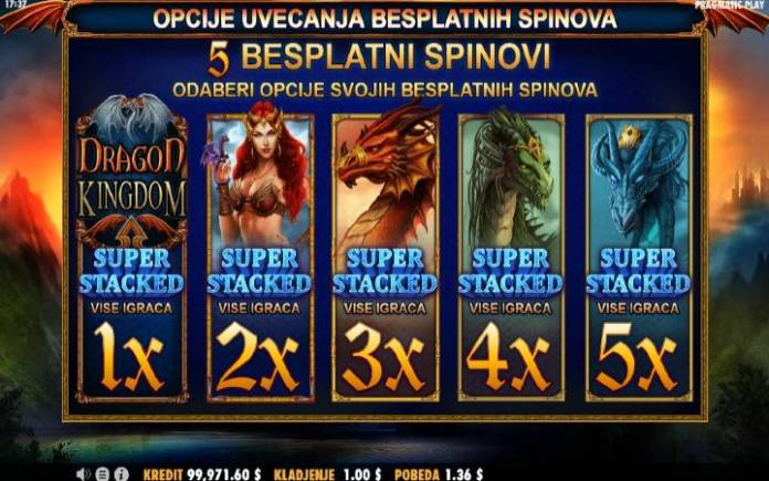 Online Casino Bonus, Multipliklatori, Dragon Kingdom