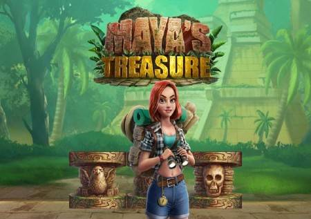 Maya's Treasure – bogatstva Eldorada u novom video slotu