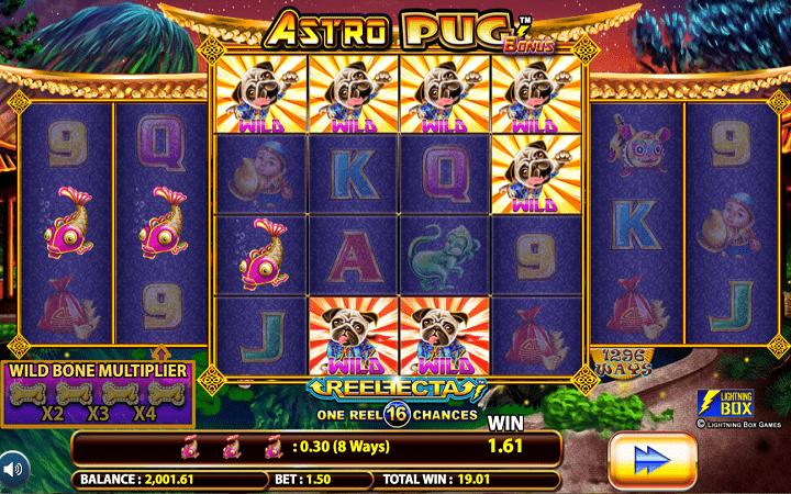 Microgamiing, Online Casino Bonus