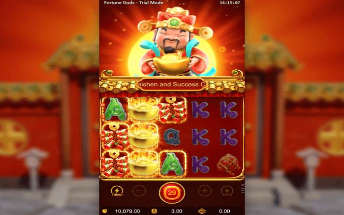 Fortune Gods, PG Soft, Online Casino Bonus