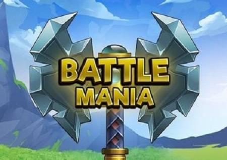 Battle Mania donosi epsku bitku sa četiri nivoa bonusa!