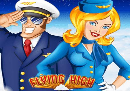 Flying High – online kazino slot vas odvodi do zvezda!