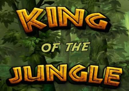 King of The Jungle – afrička avantura u novom video slotu