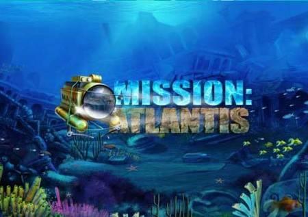 Mission Atlantis – upoznajte Atlantidu u novoj kazino igri