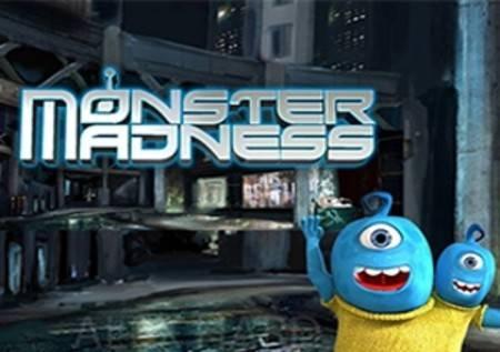 Monster Madness – neobična čudovišta nagrađuju!