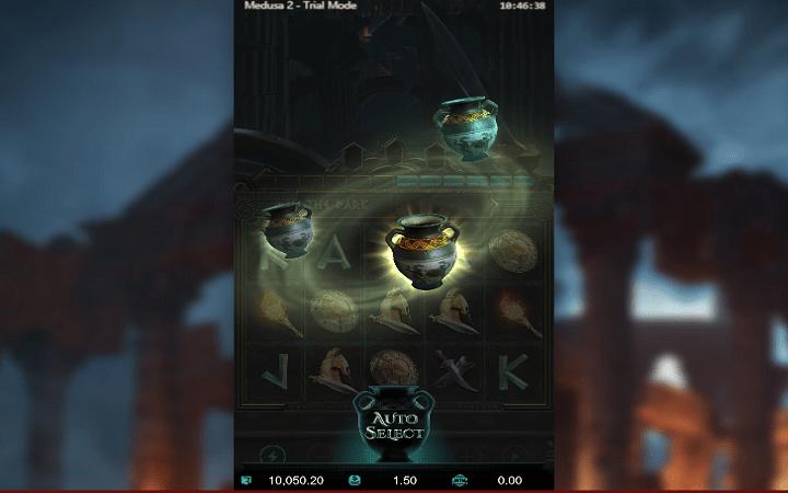 Medusa 2, Pg Soft, Online Casino Bonus