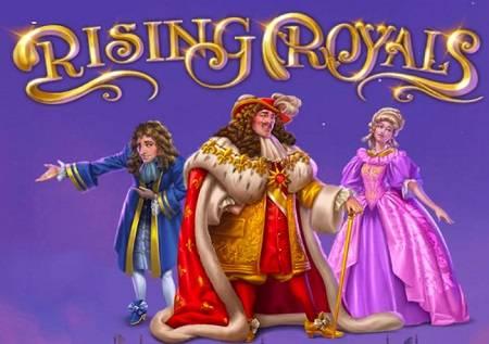 Rising Royals vam predstavlja raskoš kazino funkcija!