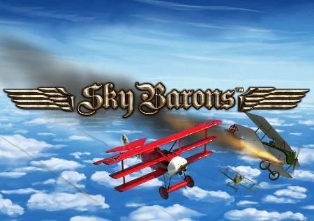 Sky Barons – poletite prema bonusima i množiteljima!