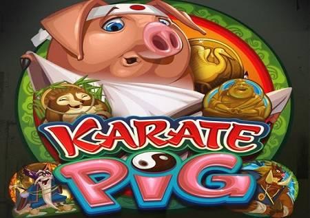 Karate Pig – šašav kazino obračun u sjajnoj video igri!