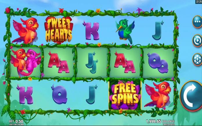 Tweethearts, Microgaming, Online Casino Bonus