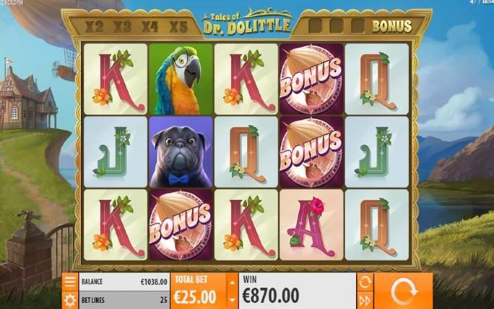 Besplatni Spinovi, Playtech, Online Casino Bonus