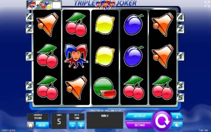 Tripple Joker, Online Casino Bonus, Tom Horn