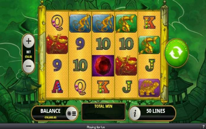 Ride the Tiger, Playtech, Online Casino Bonus