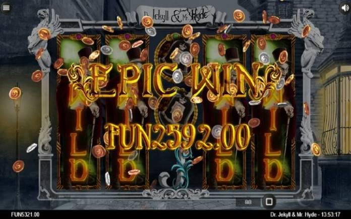 Dr Jekyll & Mr. Hyde, Online Casino Bonus, Iron Dog