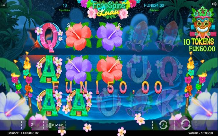 Džokeri, Online Casino Bonus, Wai Kiki
