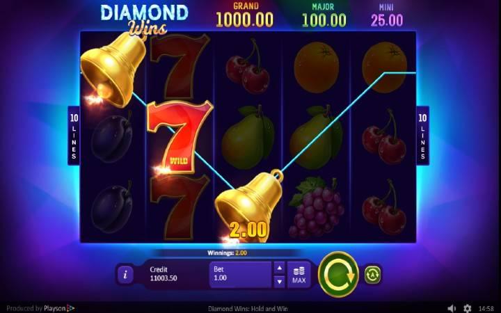 Džokeri, Online Casino Bonus, Playson