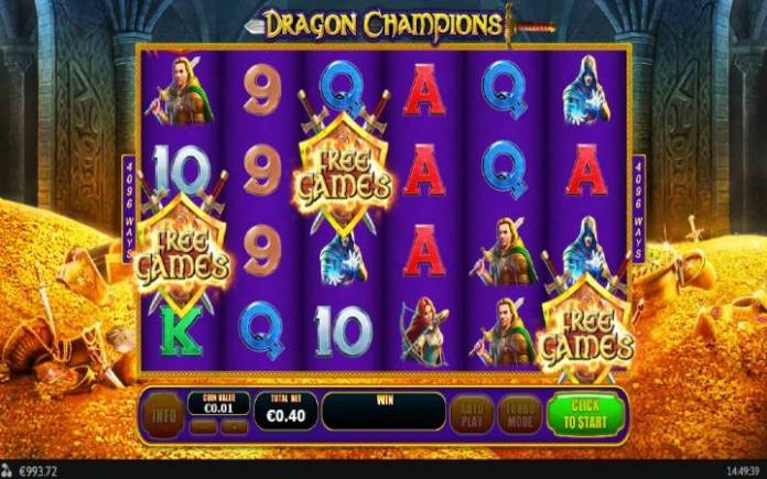 Besplatni Spinovi, Online Casino Bonus, Dragon Champions