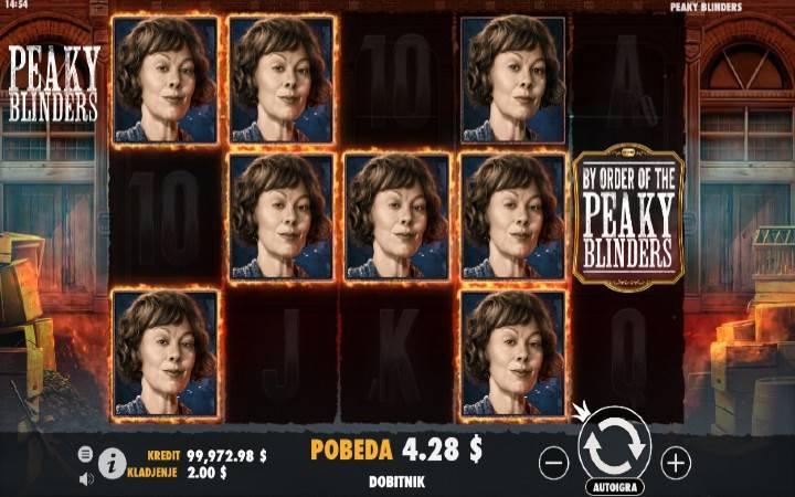 By order of The Peaky BLinders, Pragmatic, Online Casino Bonus