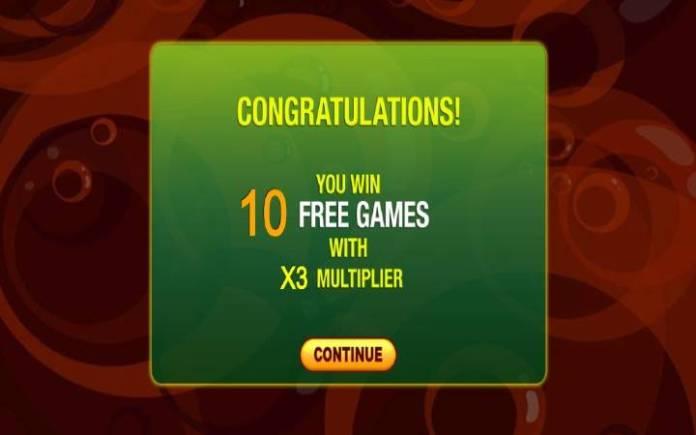 Online Casino Bonus, Lotto Madness, Playtech