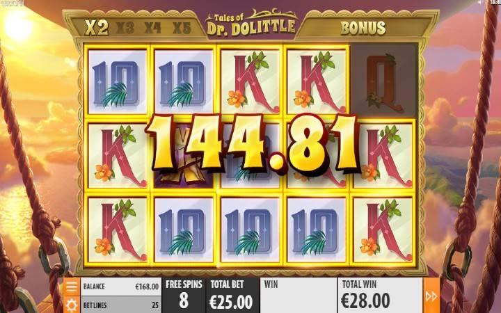 Džoker multiplikatori, Online Casino Bonus, Dr Dolittle
