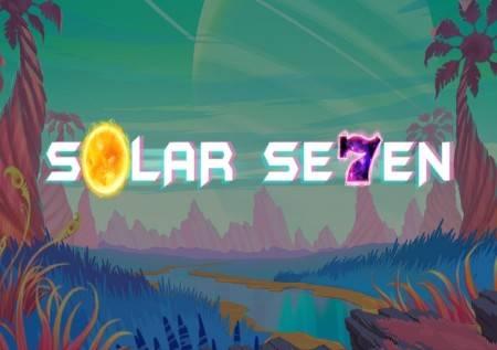 Solar Seven – video slot koji donosi naučnu fantastiku