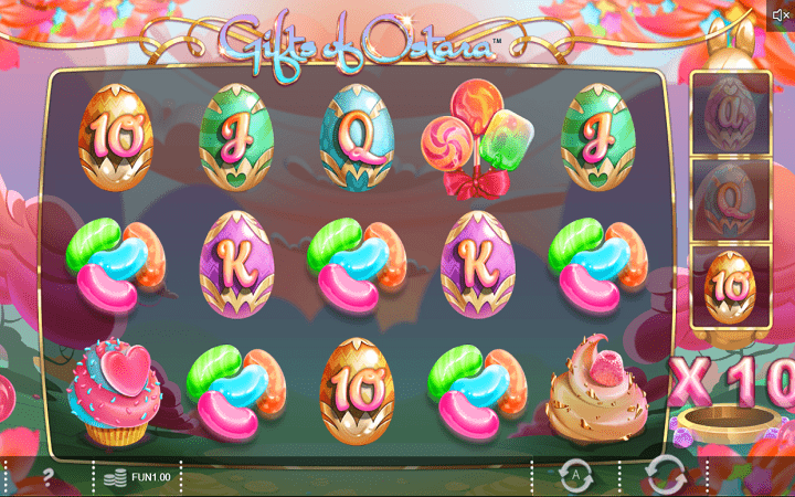Gifts of Ostara, Iron Dog, Online Casino Bonus