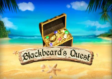 Blackbeards Quest – crnobradi pirat i skriveno blago