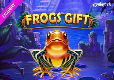 Frogs Gift – žaba kao simbol sreće u novoj kazino igri