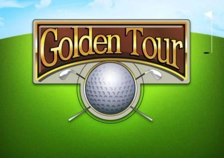 Golden Tour – Golf turnir sa odličnom bonus igrom