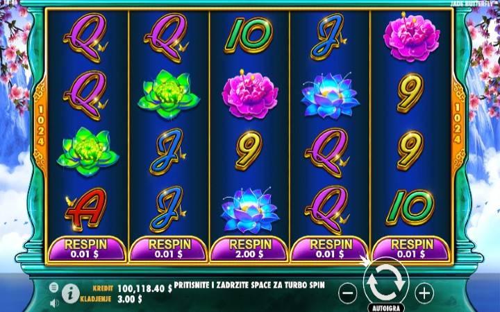 Jade Butterfly Online Casino Bonus