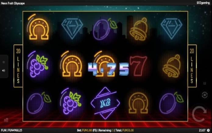 Džoker multiplikator, Online Casino Bonus